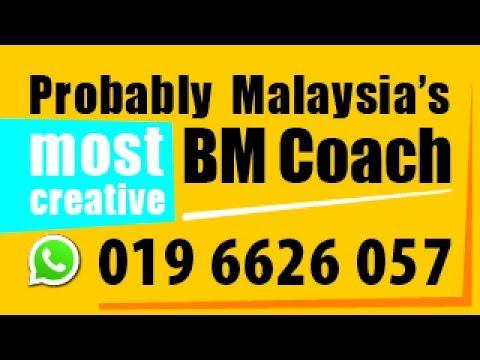Bahasa Melayu SPM - Don't Make This Mistake!