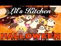 🎃【Lil's Kitchen】🎃ハロウィン仕様のクッキーを作ってみた♡