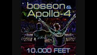 Bosson & Apollo-4 - 10.000 feet (Nobium & Wreck n play_Apollo-4)