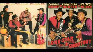 Lonnie Brooks, Long John Hunter & Phillip Walker - Boogie Rambler