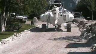 AMPHIBIOUS BOATS CANADA presents SEALEGS IN ACTION - COLLINGWOOD ONTARIO, CANADA