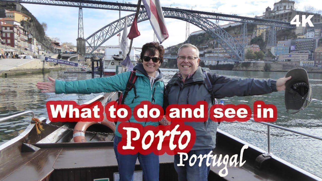 What to do and see in Porto Portugal