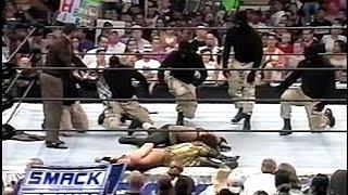 Terrorists Attack The Undertaker [2005-07-07]