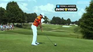 A slow motion look at Rory McIlroy