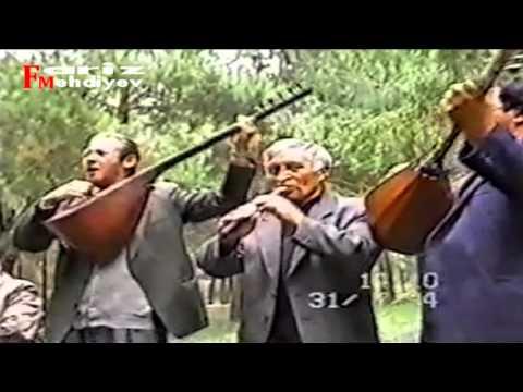 7. Gedebey Asiqlari - 1994-cu il  Asiq Sayyad,Asiq Melik,Asiq Mubariz