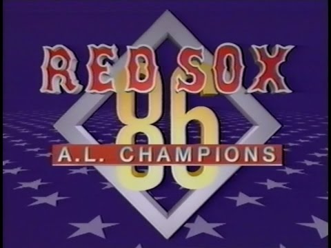 1986 Boston Red Sox Video Yearbook