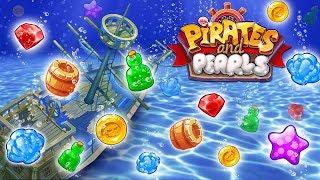 Pirates & Pearls™: A Treasure Matching Puzzle, November 2017