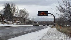 Winter storm hits S.W. Colorado