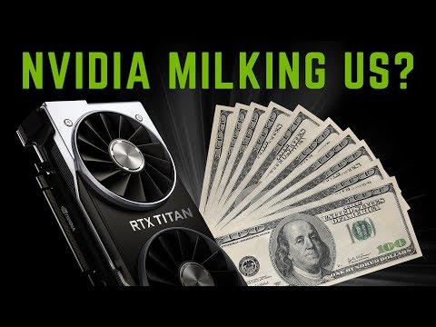 Nvidia Screwed Everyone Over with the 20-Series