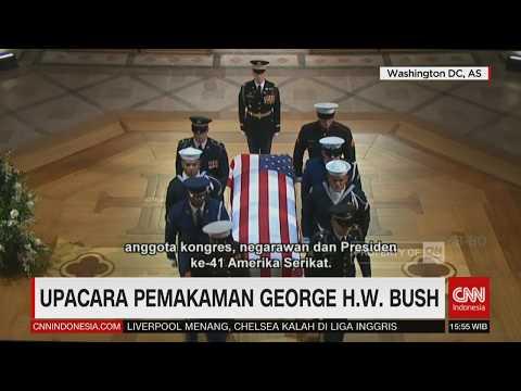 Upacara Pemakaman George H.W. Bush Mp3