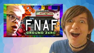 THERE'S ANOTHER ONE?! | FNAF: GROUND ZERO [by Random Encounters] (feat. CG5) Reaction