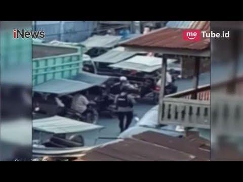 Video Amatir Densus 88 Baku Tembak dengan Terduga Teroris di Sumut