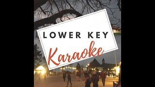 CRR- HAVE YOU EVER SEEN THE RAIN karaoke (lower key)