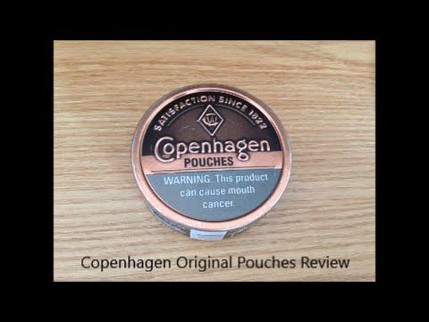 Copenhagen Original Pouches Review