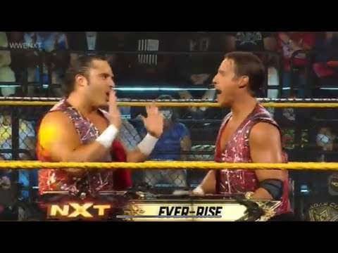Download Ever-Rise Last Match in WWE