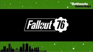 Bethesda Game Days – Fallout 76 Panel