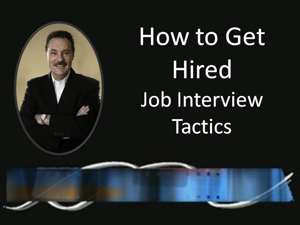 how to get hired job interview tactics sales marketing speaker frank furness