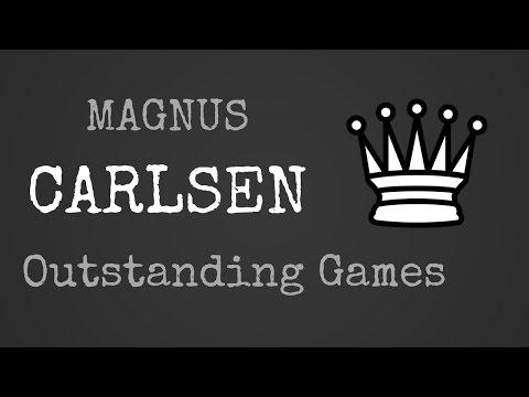 Magnus Carlsen vs Levon Aronian - Bilbao Grand Slam Chess Final (2008)
