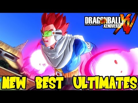 Dragon Ball Xenoverse: Super Electric Strike Useless! New Best Ultimate Attack Guide