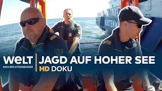 Küstenwache - Jagd auf hoher See  | HD Doku
