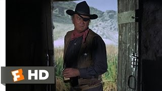 True Grit (4/9) Movie CLIP - I Don't Like the Way You Look (1969) HD