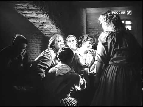 Воскресение. Л.Толстой. Катюша Маслова в тюрьме.