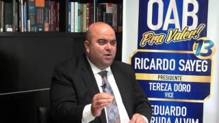 Eleições OAB/SP - Ricardo Sayeg