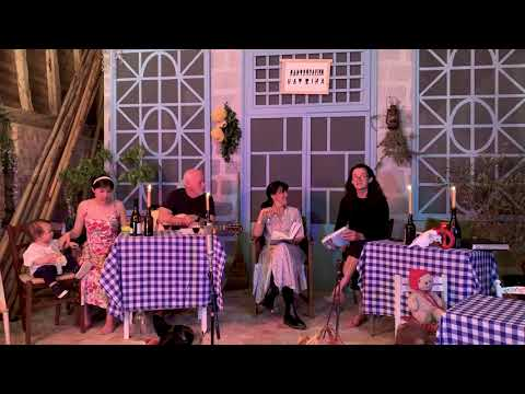 Polly Samson's A Theatre For Dreamers Live (With David Gilmour And Family) Part 2
