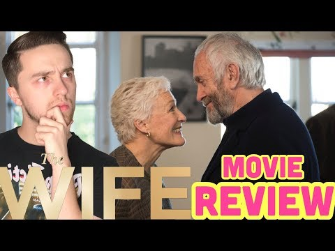 The Wife  - Movie Review (2018) Glenn Close Film Mp3