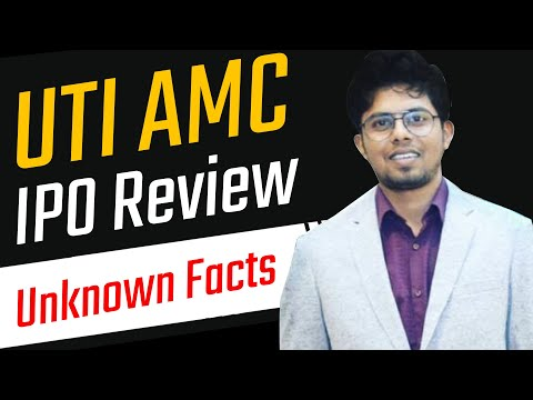 UTI AMC IPO Review | Should You Invest | in Hindi