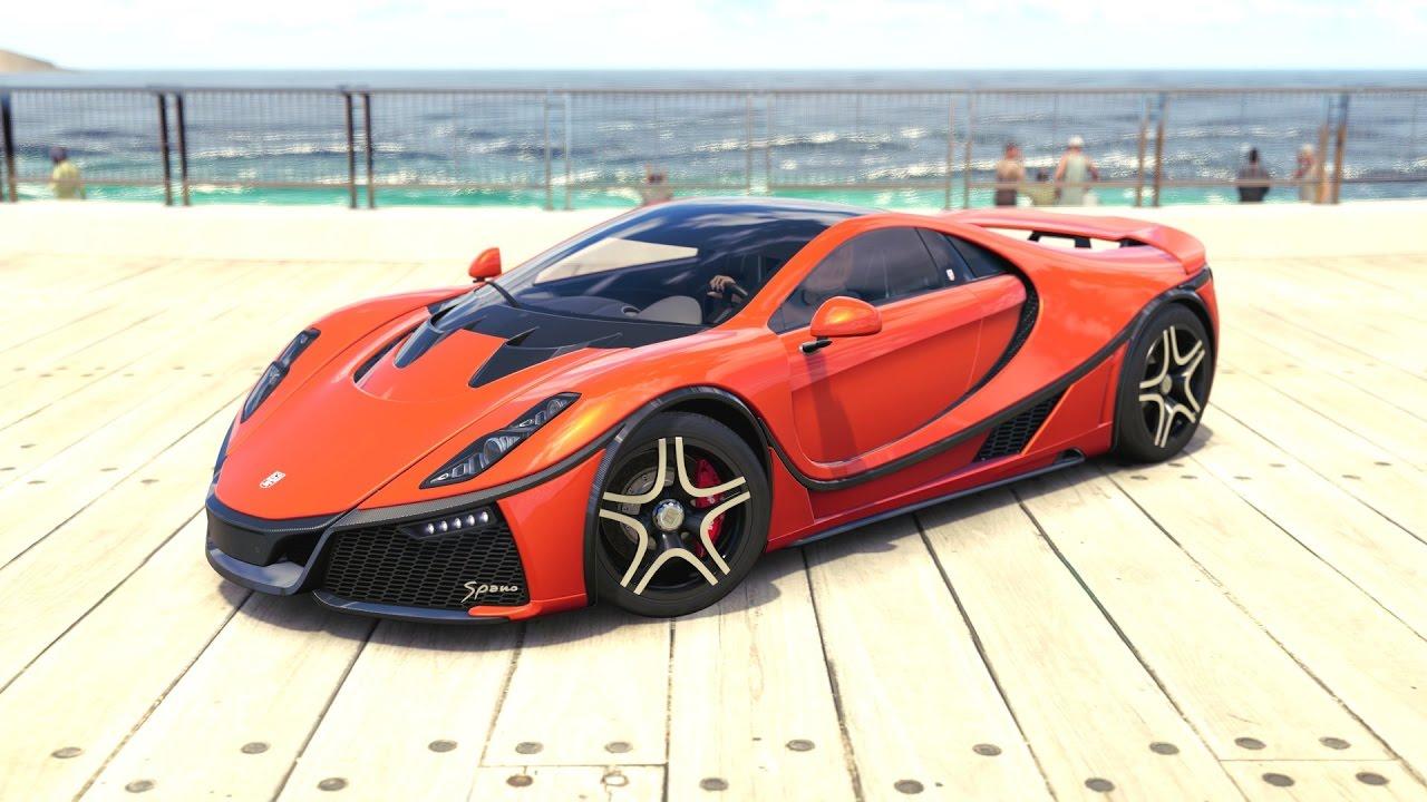 Spano Car Price