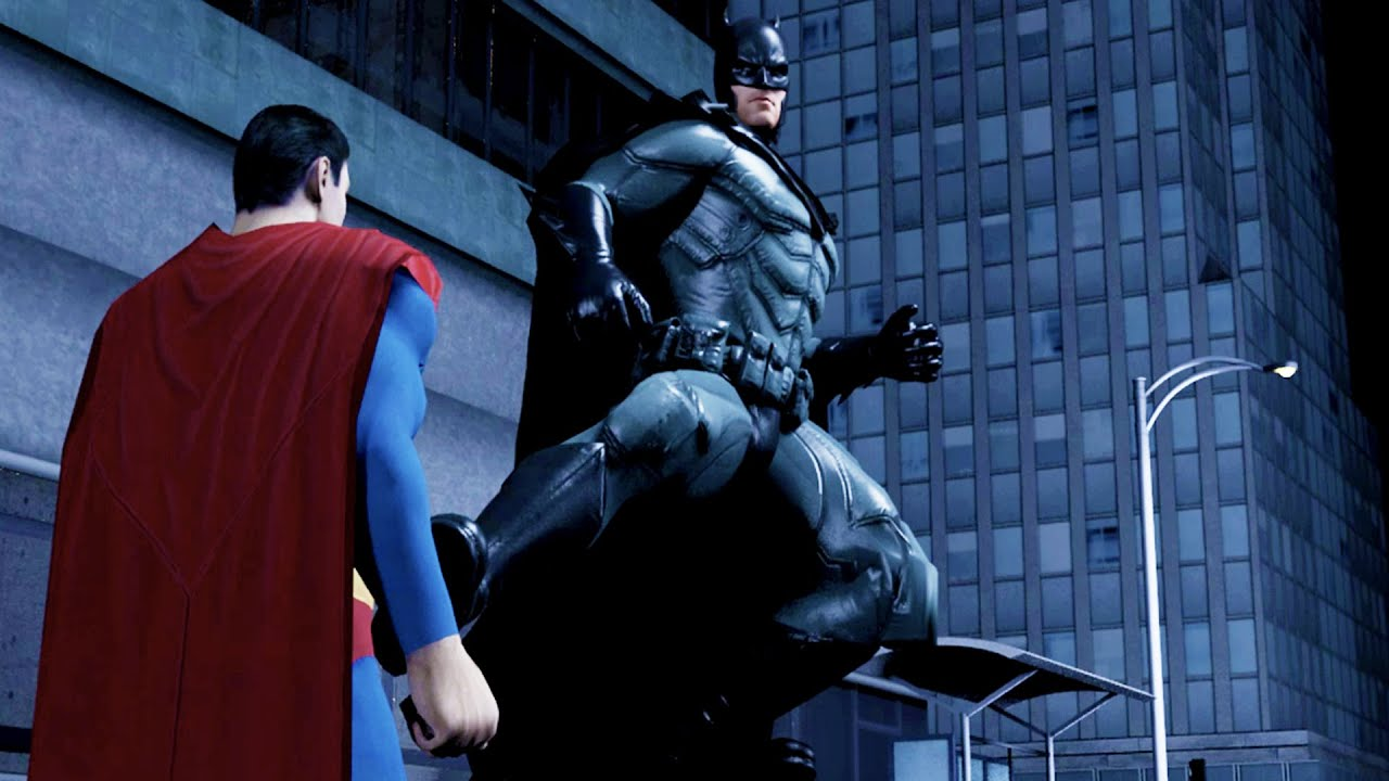 Batman Vs Super Man Online