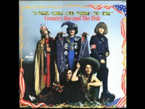 Country Joe&The Fish-Rock Coast Blues