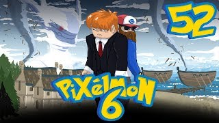 PIXELMON 6 | EL PROFESOR RUSO! 52 | POKÉMON EN MINECRAFT