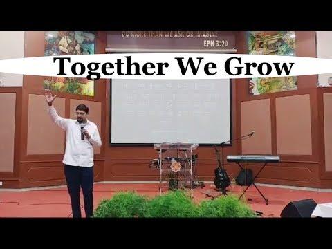 Together We Grow |  Pastor Henry Samson | Grace Fellowship Church Chandrapur | Day 2