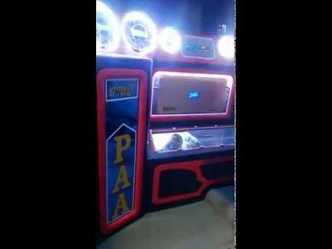 ช่างเป้ เครื่องเสียงรถยนต์ นิสสัน ฟรอนเทียร์ (Paa Car Audio)