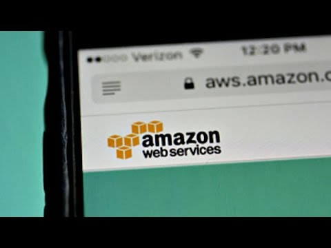 Amazon cloud service experiencing outage