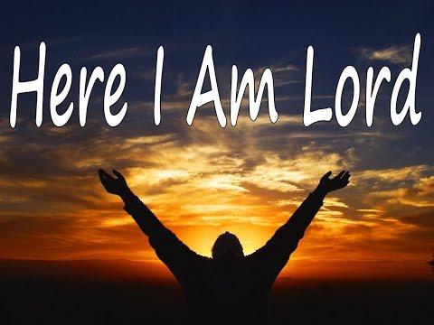 Here I Am Lord - Karaoke - Always Glorify God!