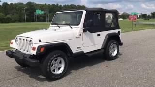 Davis AutoSports PRE-LISTING VIDEO / JEEP WRANGLER TJ / FOR SALE