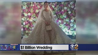 russian dental student spends 1 billion on her wedding