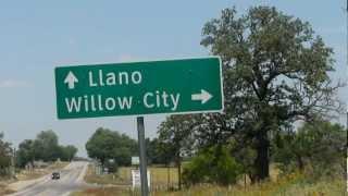Video Willow City Loop  -  13 miles north of Fredericksburg, Texas download MP3, 3GP, MP4, WEBM, AVI, FLV Agustus 2017