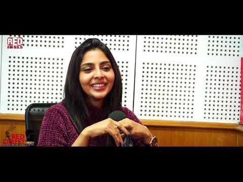 Aishwarya Lekshmi | Red Carpet | RJ Mike | Red FM Malayalam