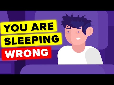 Everything You Know About Sleep & Dreaming Is Wrong (Tips And Tricks To Sleep and Dream Better)