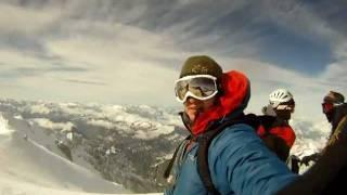Mont Blanc 2011.mpg