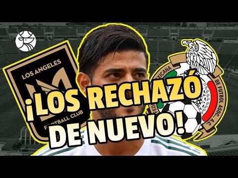 ¡Solito se veta! | Carlos Vela muestra su 'repudio' hacia la Selección Mexicana