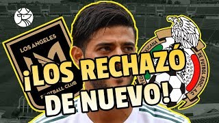 ¡Solito se veta!   Carlos Vela muestra su 'repudio' hacia la Selección Mexicana