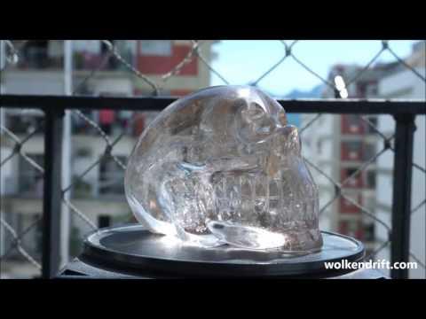 Kristallschädel crystal skull Arthur