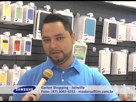 Samsung Joinville Shopping Garten
