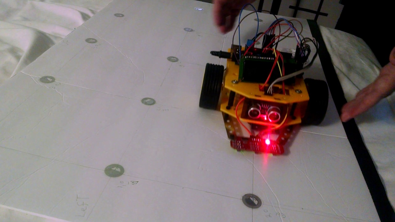 Robotic Indoor Navigation With RFID/NFC Tags: 11 Steps (with