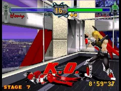 Arcade longplay 220 fighting vipers